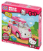 mega bloks hello kitty camper have