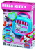 hello kitty pool mega bloks- catch