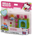 mega bloks hello kitty flower gets