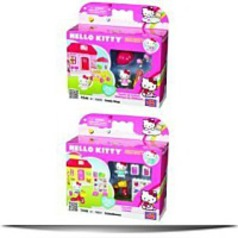 Discount Hello Kitty Megabloks Schoolhouse