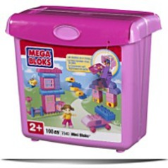 Discount Mini Scoopn Build Bucket Pink