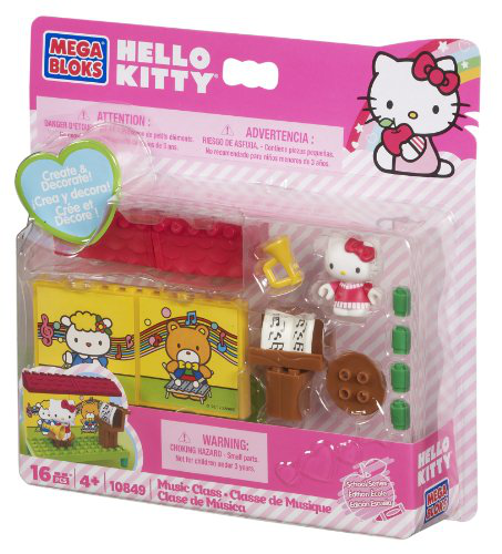 Hello Kitty Music Class