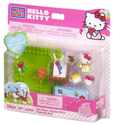 Hello Kitty Art Class